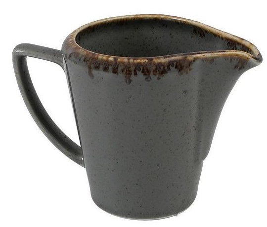 Porland Seasons Milk Bowl 15cl Dark Grey