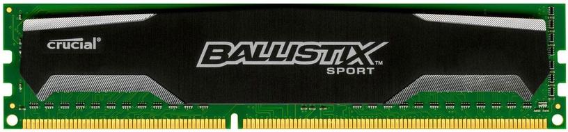 Crucial Ballistix 8GB DDR3 PC3-12800 BLS8G3D1609DS1S00
