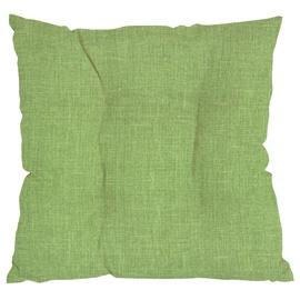 Kėdės pagalvėlė Morbiflex, žalia, 40 x 40 cm