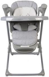 Sunbaby Rocking Feeding Chair Gray