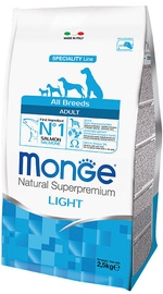 Monge Speciality Line Adult Light Salmon and Rice 2.5kg
