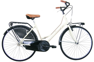 Coppi Holland City Bike 24'' Beige