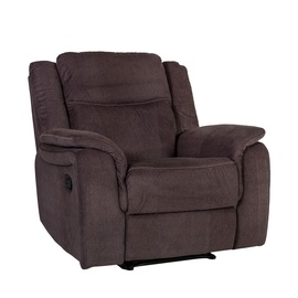 Home4you Norman Recliner Brown