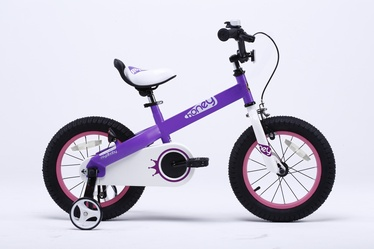 RoyalBaby Bicycle RB-15 Honey 16 V Violet