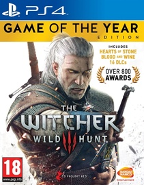 Witcher 3: Wild Hunt GOTY PS4