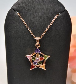 Vincento Pendant with Swarovski Elements PP-1106