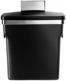 Simplehuman 10l Heavy-Duty Steel Frame Built-In Cabinet Bin CW1643