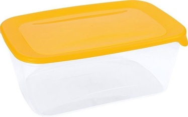 Curver Food Container Rectangle 3L Fresh&Go Yellow