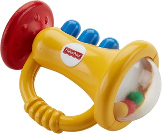 Fisher Price Teethe 'n Rattle Trumpet DRF17