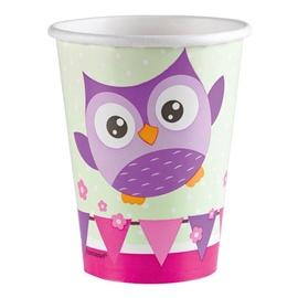 Vienkartiniai puodeliai, 8 vnt