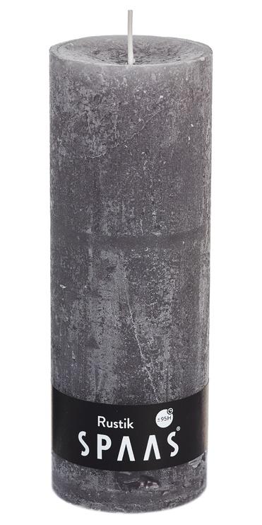 Küünal Rustik 70x190mm 95h pruunikas-hall