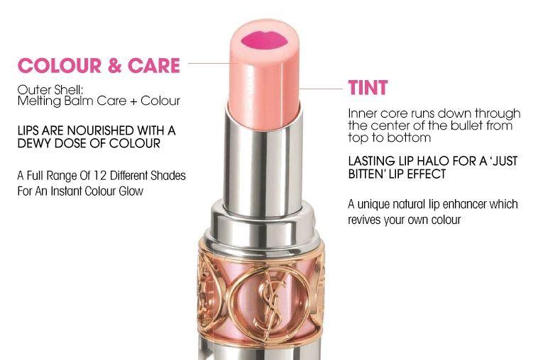 Yves Saint Laurent Volupte Tint In Balm Lipstick 3.5g 12