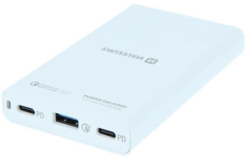 Зарядное устройство Swissten Travel Charger for Notebooks 60W
