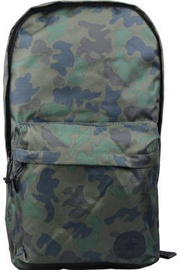 Converse EDC Poly Backpack Unisex One Size 10005988-A08 Green Camouflage