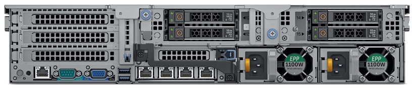 Dell PowerEdge R740XD Rack Server 210-AKZR-273248534