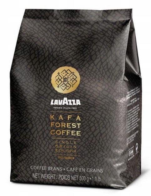 Lavazza Kafa Forest Coffee Beans 500g