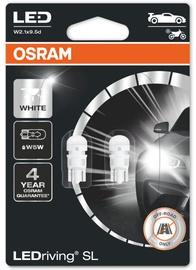 Osram LEDdriving SL 1W 12V LED Light Bulb 2pcs