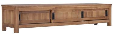 TV galds VLX TV Cabinet 286276, brūna, 300 mm x 1500 mm x 300 mm
