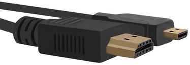 Qoltec Cable HDMI / HDMI-micro