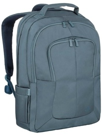 Rivacase 8460 Laptop Backpack 17.3'' Grey