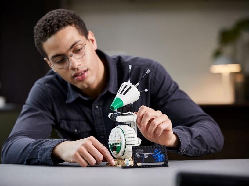 Конструктор LEGO®Star Wars TM 75278 Дроид D-O™