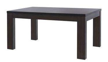 Обеденный стол Black Red White Ajpi, коричневый, 1600x900x780мм
