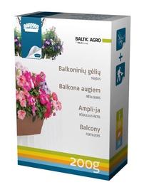 MĒSLOJUMS BALKONA AUGIEM 0,2KG (Baltic Agro)
