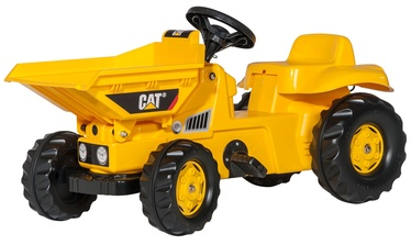 Rolly Toys Kid Dumper CAT Yellow 024179
