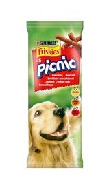 Sknėstai šunims Friskies Picnic, su jautiena, 42 gr