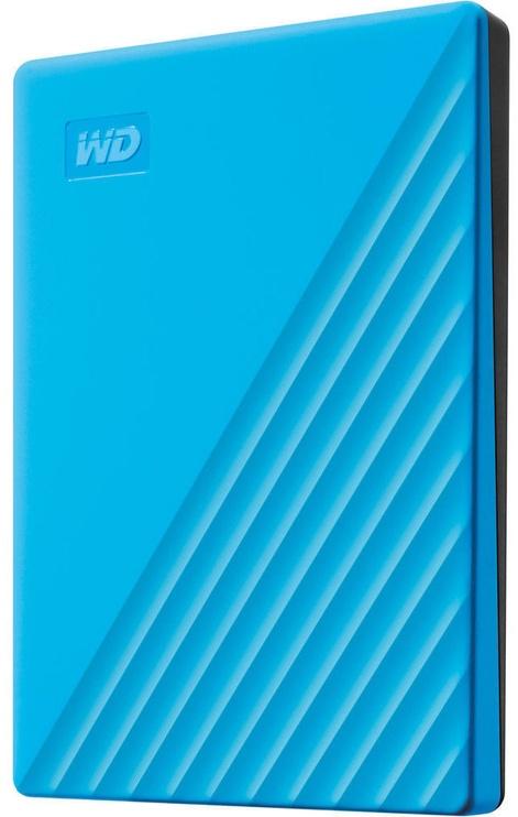 "Western Digital 2TB My Passport USB 3.2 2.5"" Blue"