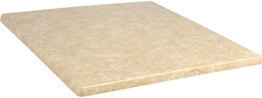 Home4you Table Top Topalit Square 80x80cm Beige