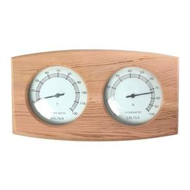 Pirts termometrs ar mitruma mērītāju Flammifera AP-030BW