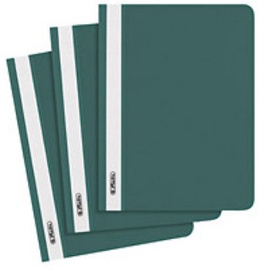 Herlitz Flat File 11409125 Green