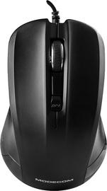 Kompiuterio pelė Modecom M9.1 Black, laidinė, optinė