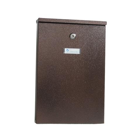 Pašto dėžutė Glori ir Ko PD955, vario