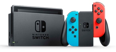 Nintendo Switch Red Blue + Zelda: Breath of the Wild