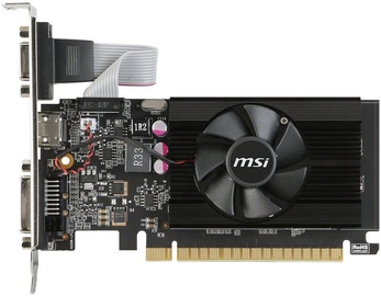 MSI GeForce GT710 2GB GDDR3 PCIE GT 710 2GD3 LP