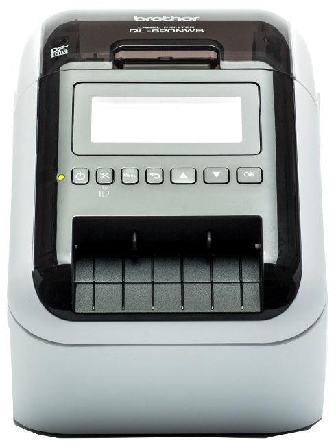 Принтер этикеток Brother QL-820NWB, 1160 г