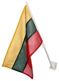 Lithuania Flag For The Car