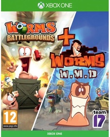 Worms Battlegrounds + W.M.D. Xbox One
