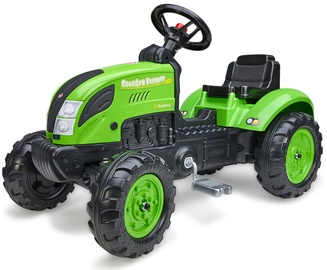 Traktor Falk Country Farmer, roheline