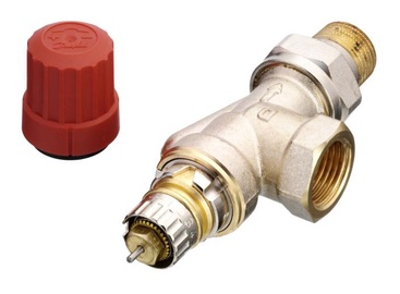 Danfoss RA-N 15 Axial Radiator Valve 1/2 2 Pipe