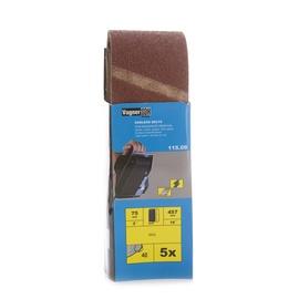 Vagner SDH Sanding Belt 115.09 G40 457x75mm 5pcs