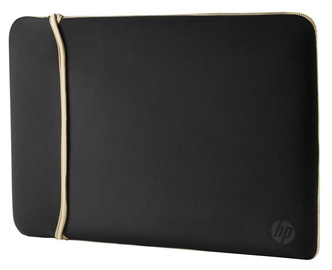 "HP Notebook Reversible Sleeve 15.6"" Black/Brown"