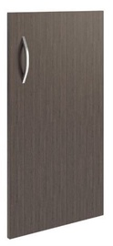Skyland Door SD-2S Right Dark Brown 38.2x1.6x71.6cm