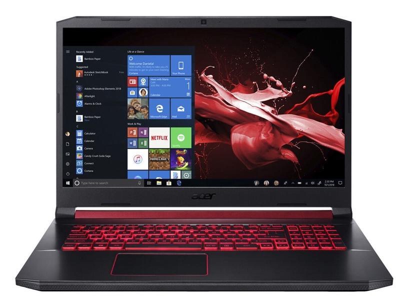Acer Nitro 5 AN517-51 Black NH.Q5CEL.017