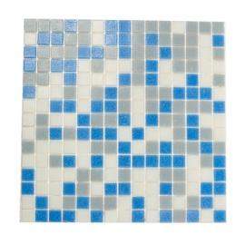 Mozaīka stikla BTS A24, 32,7 x 32,7 cm