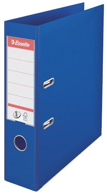 Esselte Folder No1 Power 7.5cm Blue