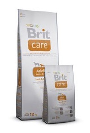 KOERATOIT BRIT CARE ADULT MEDIUM 3KG