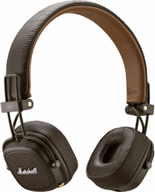 Ausinės Marshall Major III Bluetooth Brown